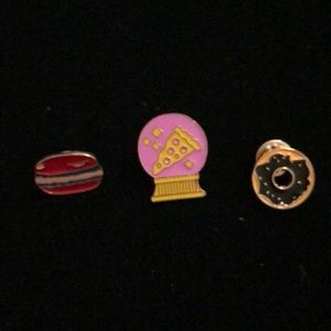 Jewelry - Iconic food pins